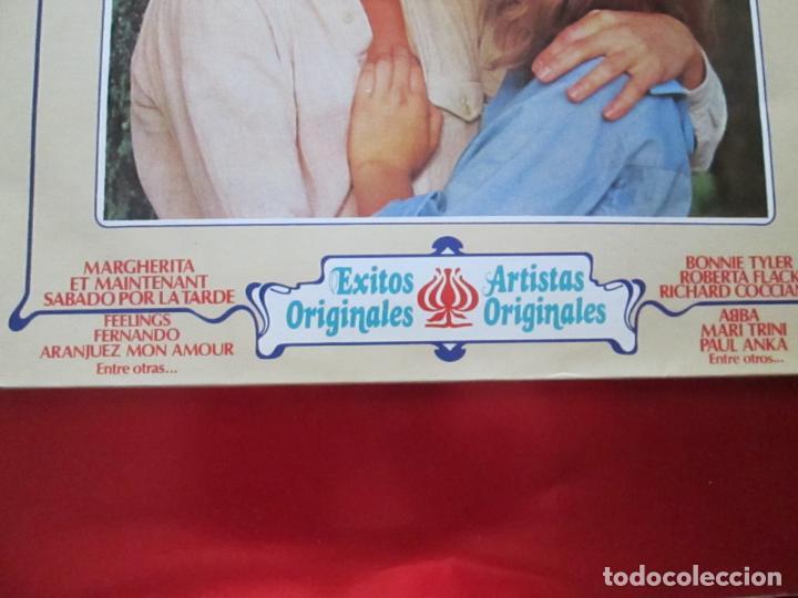 Discos de vinilo: LP-INTIMIDAD-GRANDES CANCIONES DE AMOR-(SL-1015)-IMPERIAL INTERNACIONAL(VARIAS MARCAS)- K TEL-1979 - Foto 7 - 134958074