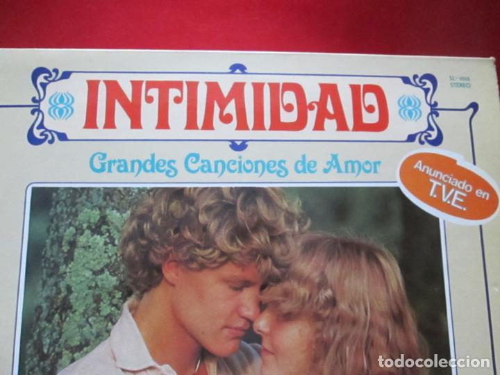 Discos de vinilo: LP-INTIMIDAD-GRANDES CANCIONES DE AMOR-(SL-1015)-IMPERIAL INTERNACIONAL(VARIAS MARCAS)- K TEL-1979 - Foto 8 - 134958074