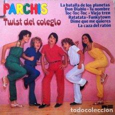 Discos de vinilo: PARCHIS – TWIST DEL COLEGIO (ESPAÑA, 1980). Lote 134959302