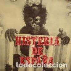 Discos de vinilo: PEDRO RUIZ – HISTERIA DE ESPAÑA VOL. 2 (ESPAÑA, 1977). Lote 134960642