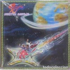Discos de vinilo: PEQUEÑA COMPAÑÍA – NUESTRA NAVIDAD (ESPAÑA, 1980). Lote 134960778