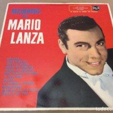 Discos de vinilo: MARIO LANZA. RECUERDOS DE MARIO LANZA. RCA. 1961.. Lote 134969182