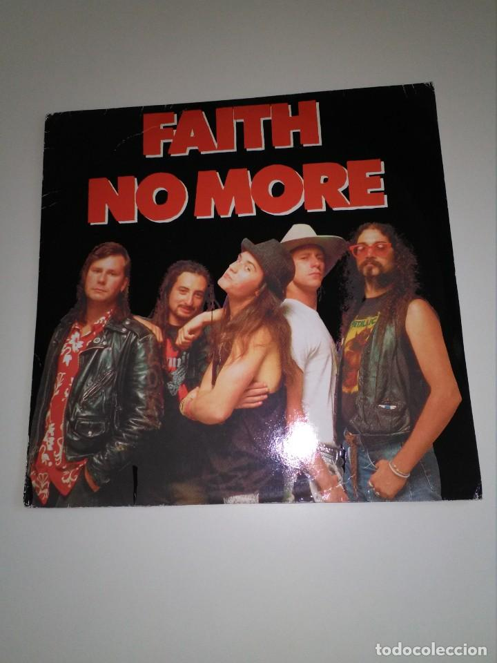 FAITH NO MORE, LIVE HAMMERSMITH 2LP (Música - Discos - LP Vinilo - Heavy - Metal)