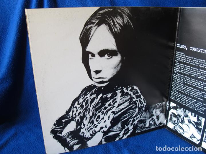 Discos de vinilo: IGGY AND THE STOOGES - METALLIC 2X KO - 2LP FRANCE SKYDOG 1989 - IGGY POP - COMO NUEVO - Foto 3 - 135002702