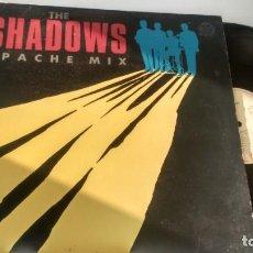 Discos de vinilo: MAXISINGLE -PROMOCION- DE THE SHADOWS AÑOS 90. Lote 135032606