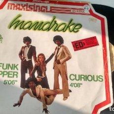 Discos de vinilo: MAXISINGLE (VINILO) MANDRAKE AÑOS 70. Lote 135032926