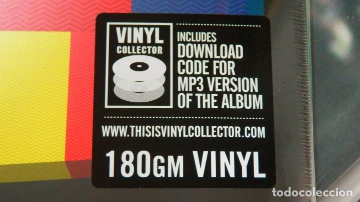 Discos de vinilo: MOVING ON STEREO THE BEST OF THE CARS * 2LP 180g + Descarga + Deluxe Precintado!! - Foto 2 - 135045974