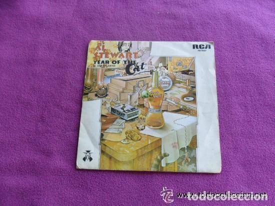 AL STEWART - YEAR OF THE CAT - RCA 1976 (Música - Discos - Singles Vinilo - Country y Folk)