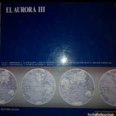 Discos de vinilo: EL AURORA III - LUIS DELGADO, MECÁNICA POPULAR, LUIS PANIAGUA, - LP. Lote 135065630