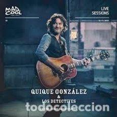 Discos de vinilo: QUIQUE GONZALEZ - EN VIVO DESDE RADIO STATION - DOBLE VINILO MAD COOL FESTIVAL. Lote 135084126