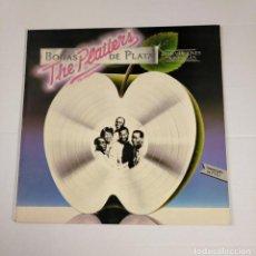 Discos de vinilo: THE PLATTERS. BODAS DE PLATA. LP. TDKDA34. Lote 135093378