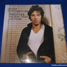 Discos de vinilo: BRUCE SPRINGSTEEN - DARKNESS ON THE EDGE OF TOWN. Lote 135096514