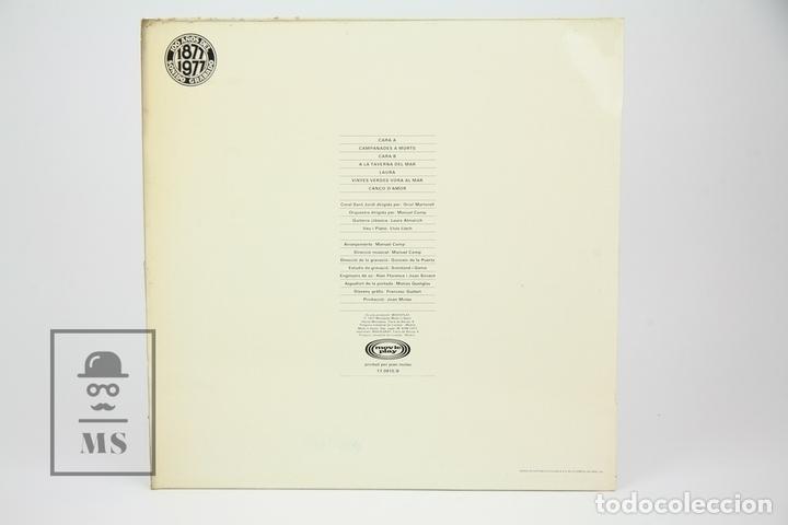Discos de vinilo: Disco LP De Vinilo - Lluis LLach, Campanades A Morts - Movieplay - Año 1977 - Foto 3 - 135097805