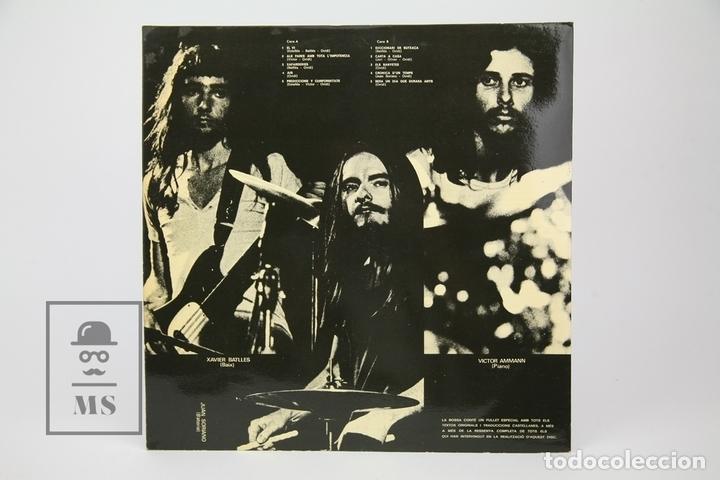 Discos de vinilo: Disco LP De Vinilo - Ovidi Montllor, Crònica D'un Temps - Con Encarte - Discophon - Año 1973 - Foto 3 - 135097919