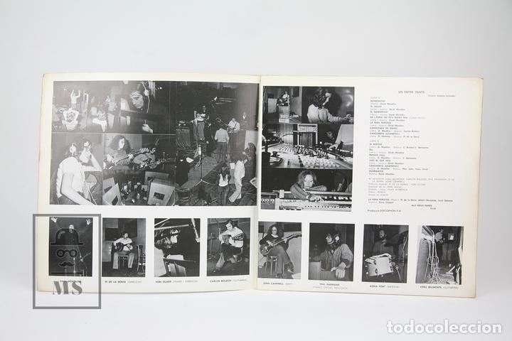 Discos de vinilo: Disco LP De Vinilo - Ovidi Montllor, Un Entre Tants... - Discophon - Año 1972 - Foto 2 - 135097950