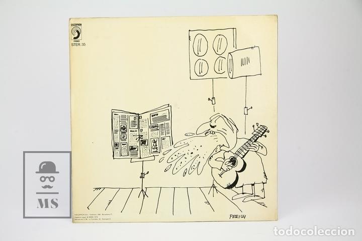 Discos de vinilo: Disco LP De Vinilo - Ovidi Montllor, Un Entre Tants... - Discophon - Año 1972 - Foto 3 - 135097950