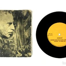 Discos de vinilo: DISCO VINILO. REPÚBLICA CATALANA. FRANCESC MACIÀ. FRANCIA. 1931.. Lote 135101998