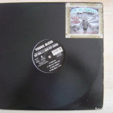 Discos de vinilo: YOUNG BLEED - MY BALLS AND MY WORD - LP DOBLE U.S.A. 1998 - NO LIMIT RECORDS. Lote 135130258