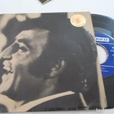 Disques de vinyle: PERET. CASTIGADORA, ANDANDO VOY, ES PREFERIBLE, EL MESON DEL GITANO.. Lote 135133166