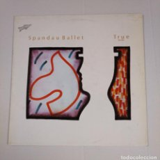 Discos de vinilo: SPANDAU BALLET. - TRUE - LP. TDKDA34. Lote 135138054