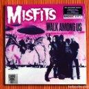Discos de vinilo: MISFITS - WALK AMONG US EDICIÓN LTD RSD 2018 LP VINILO PÚRPURA NUEVO. Lote 135138322