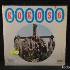 Discos de vinilo: KOKOS´6 - NECESITO AMOR +3 - EP. Lote 135144526