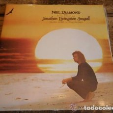 Discos de vinilo: LP NEYL DIAMOND - JONATHAN LIVINGSTON SEAGULL. Lote 135157414