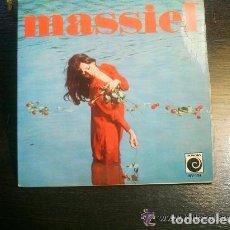Discos de vinilo: MASSIEL ROSAS EN EL MAR. Lote 135157846