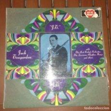 Discos de vinilo: JACK TEAGARDEN – J.T.. Lote 135163142
