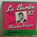 Discos de vinilo: RITCHIE VALENS - LA BAMBA 87 MAXI SINGLE MUSICA DISCO VINILO. Lote 135171342