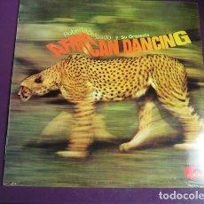 Discos de vinilo: ROBERTO DELGADO & HIS ORCHESTRA ?– AFRICAN DANCING (ESPAÑA, 1971). Lote 135172218
