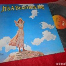 Discos de vinilo - IT'S A BEAUTIFUL DAY LP 1982 CBS GATEFOLD EDICION ESPAÑOLA SPAIN - 135172246