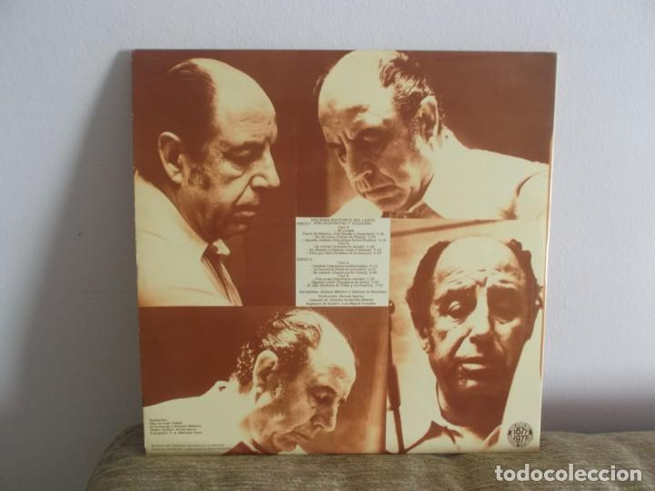 Discos de vinilo: ANTONIO MAIRENA - POR SEGUIRIYAS Y SOLEARES DISCO DOBLE LP MUSICA VINILO - Foto 3 - 135172358
