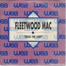 Discos de vinilo: FLEETWOOD MAC - SKIES THE LIMIT - SINGLE WEA 1990 PROMO. Lote 135187150