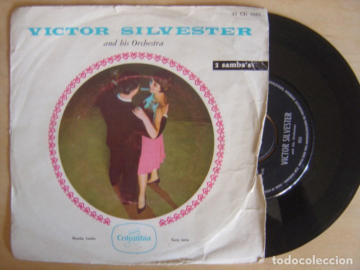 VICTOR SILVESTER - MAMBA JAMBO + SUCU SUCU - SINGLE HOLANDES - COLUMBIA (Música - Discos - Singles Vinilo - Grupos y Solistas de latinoamérica)