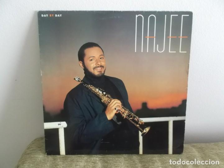 NAJEE - DAY BY DAY LP MUSICA DISCO VINILO (Música - Discos - LP Vinilo - Jazz, Jazz-Rock, Blues y R&B)