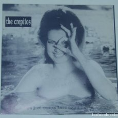 Discos de vinilo: THE CREPITOS - WE JUST WANNA HAVE SOME FUN. Lote 135294986