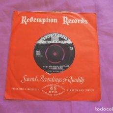 Discos de vinilo: BILLY GRAHAM ALL-SCOTLAND CRUSADE CHOIR. REDEMPTION RECORDS. EDC. INGLESA. IMPECABLE. Lote 135300610