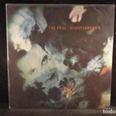 Discos de vinilo: THE CURE - DESINTEGRATION - LP. Lote 135306950