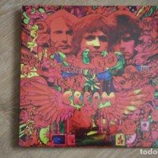 Discos de vinilo: CREAM ( ERIC CLAPTON ) DISRAELI GEARS, NUEVO.. Lote 135313370