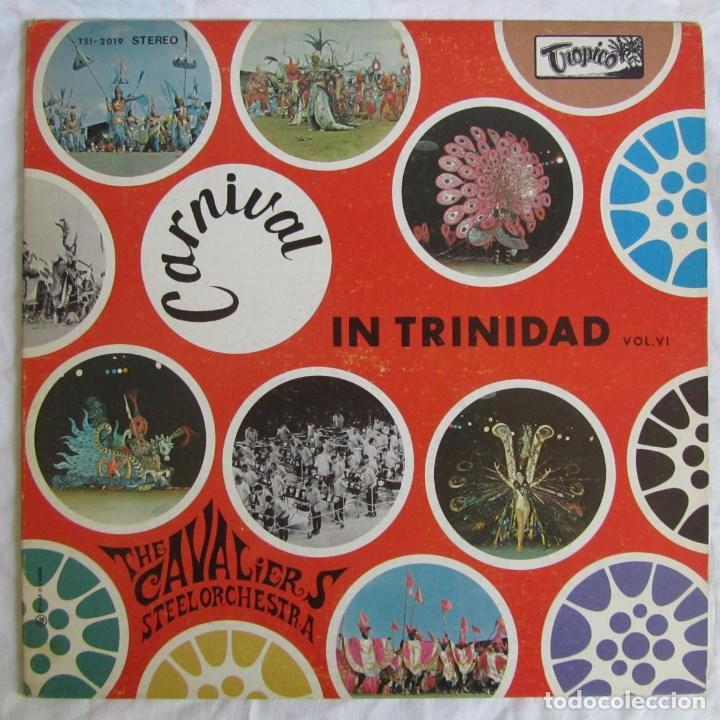 The Cavaliers Steel Orchestra Carnival in Trinidad V. VI Tropico segunda mano