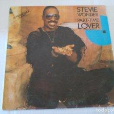 Discos de vinilo: STEVIE WONDER PART-TIME LOVER. . MAXI. Lote 135339374