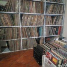 Discos de vinilo: LOTE 50 LPS ARTISTAS ESPAÑOLES VER DESCRIPCION. Lote 135343154