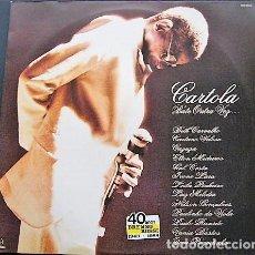 Discos de vinilo: CARTOLA - BATE OUTRA VEZ.... Lote 135352742