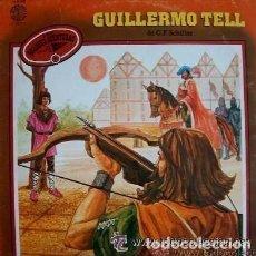 Discos de vinilo: GUILLERMO TELL - SERIE GRANDES AVENTURAS - LP DIAL DISCO 1980. Lote 135358654