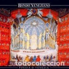 Discos de vinilo: RONDO' VENEZIANO – POESIA DI VENEZIA (ESPAÑA, 1992). Lote 135359850