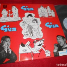 Discos de vinilo: GILA LP 1969 EMI EDICION ESPAÑOLA SPAIN. Lote 135363714