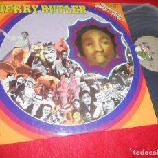 Discos de vinilo: JERRY BUTLER EXPLOSION ROCK&ROLL VOL.10 LP 1982 ALLIGATOR RECORDS EDICION ESPAÑOLA SPAIN. Lote 135364110