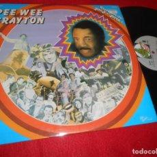 Discos de vinilo: PEE WEE CRAYTON EXPLOSION ROCK&ROLL VOL.3 LP 1981 ALLIGATOR RECORDS EDICION ESPAÑOLA SPAIN. Lote 135364226
