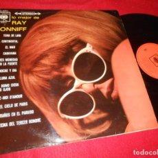 Discos de vinilo: RAY CONNIFF LO MEJOR DE RAY CONNIFF LP 1967 CBS EDICION ESPAÑOLA SPAIN. Lote 135364782